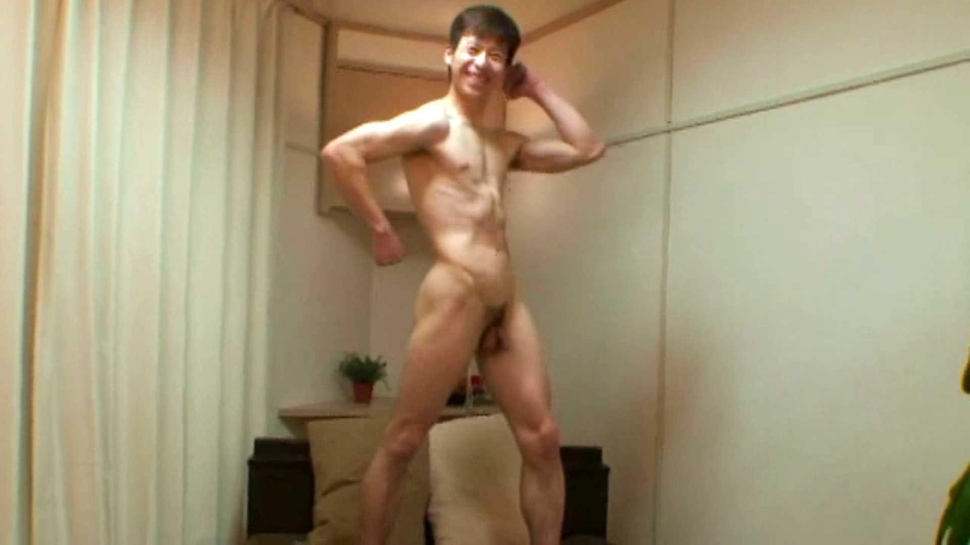 ノンケ!自慰スタジオ No.19 自慰   マッチョ  65画像 37