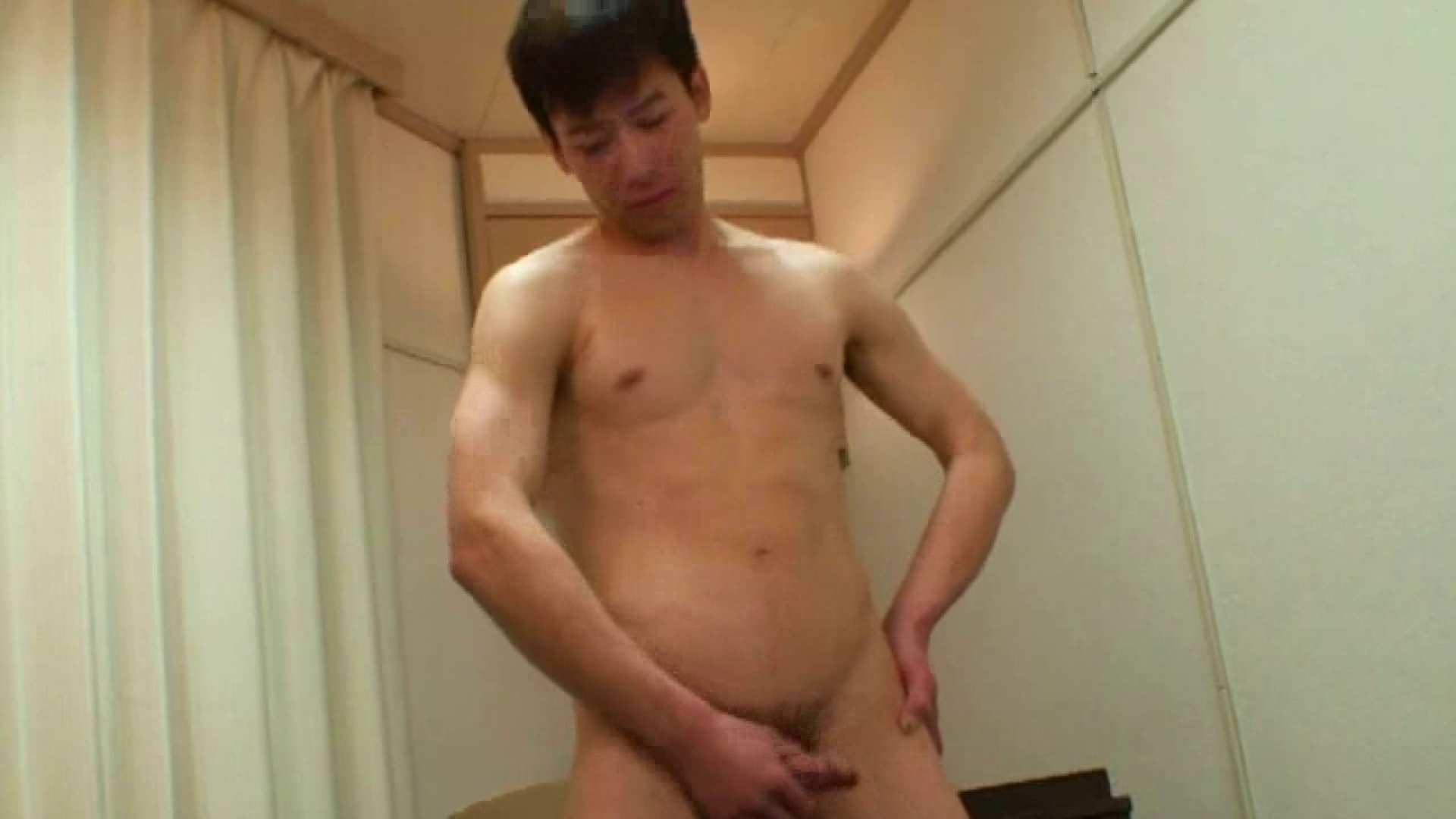 ノンケ!自慰スタジオ No.19 オナニー専門男子 ゲイ射精シーン 65画像 54