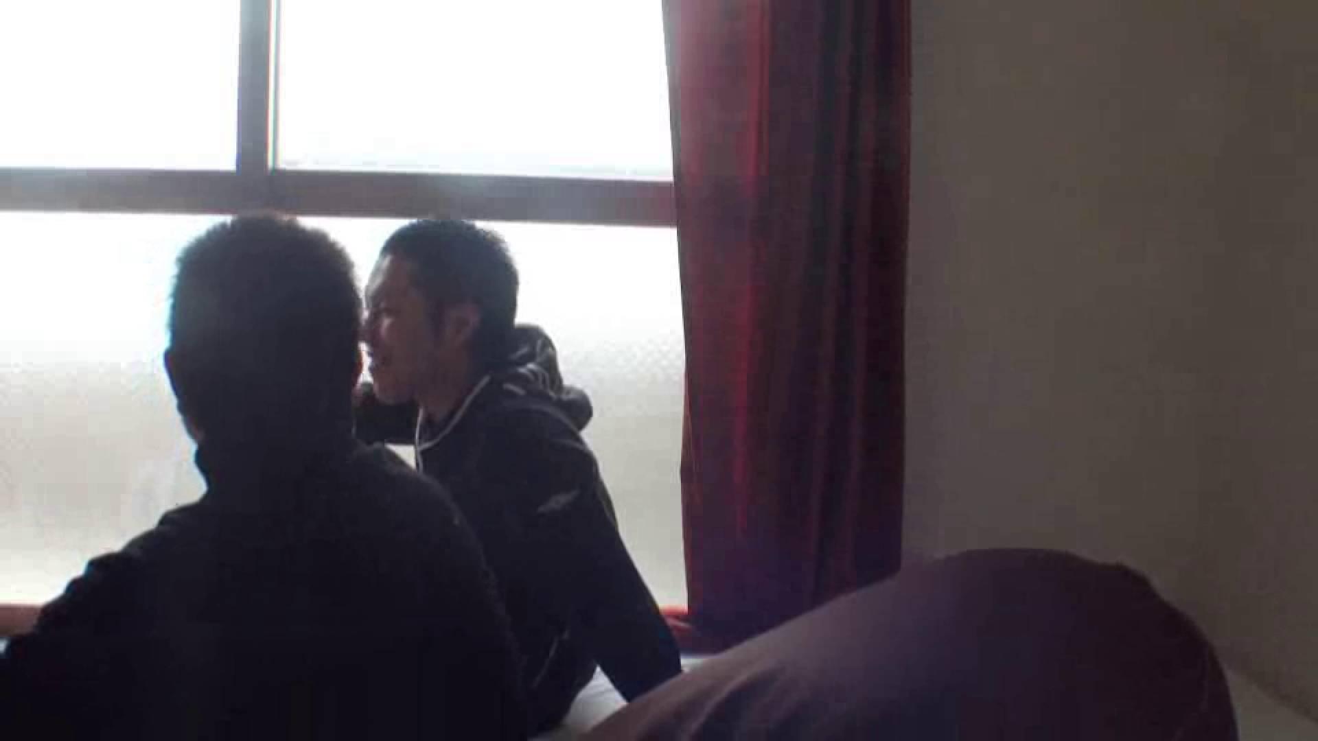 ハメ撮りチャレンジ!ノンケの彼氏をゲットしてみたけれど・・・!第1章 ノンケ達のセックス ゲイアダルトビデオ画像 78画像 27
