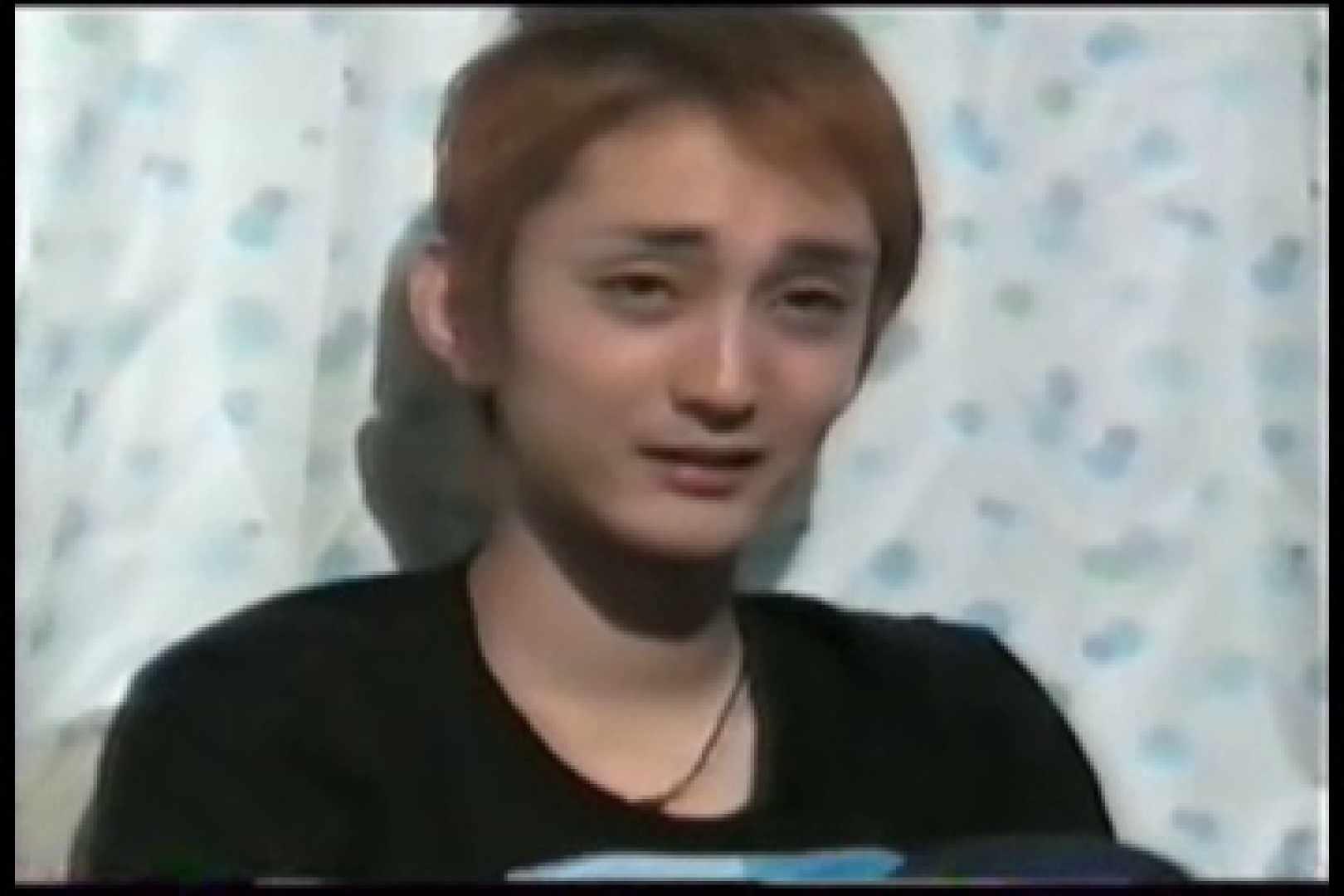 【流出】アイドルを目指したジャニ系イケメンの過去 メンズ流出映像 ペニス画像 70画像 26