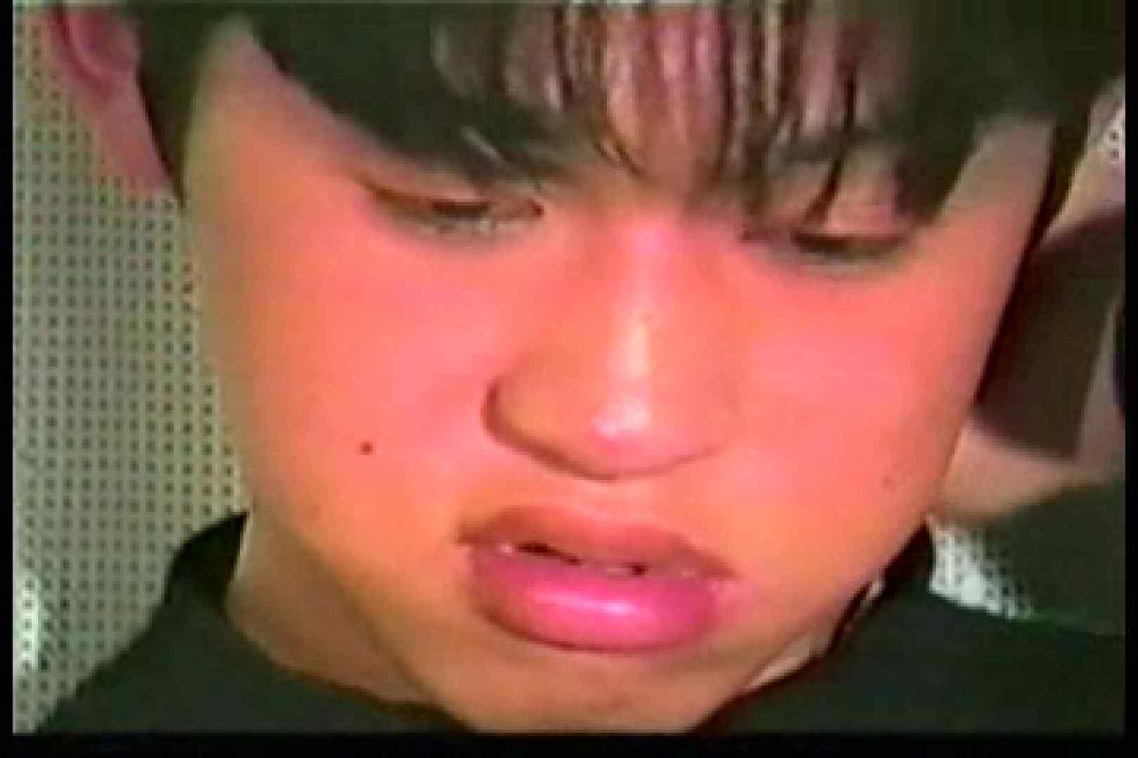 【流出投稿】若きあの頃の思ひでSEX! キスするメンズ ゲイSEX画像 94画像 27