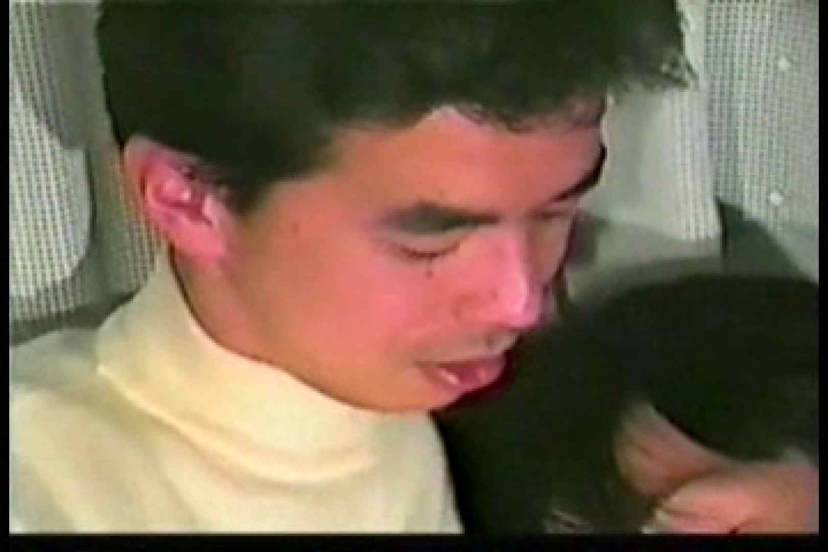 【流出投稿】若きあの頃の思ひでSEX! キスするメンズ ゲイSEX画像 94画像 47