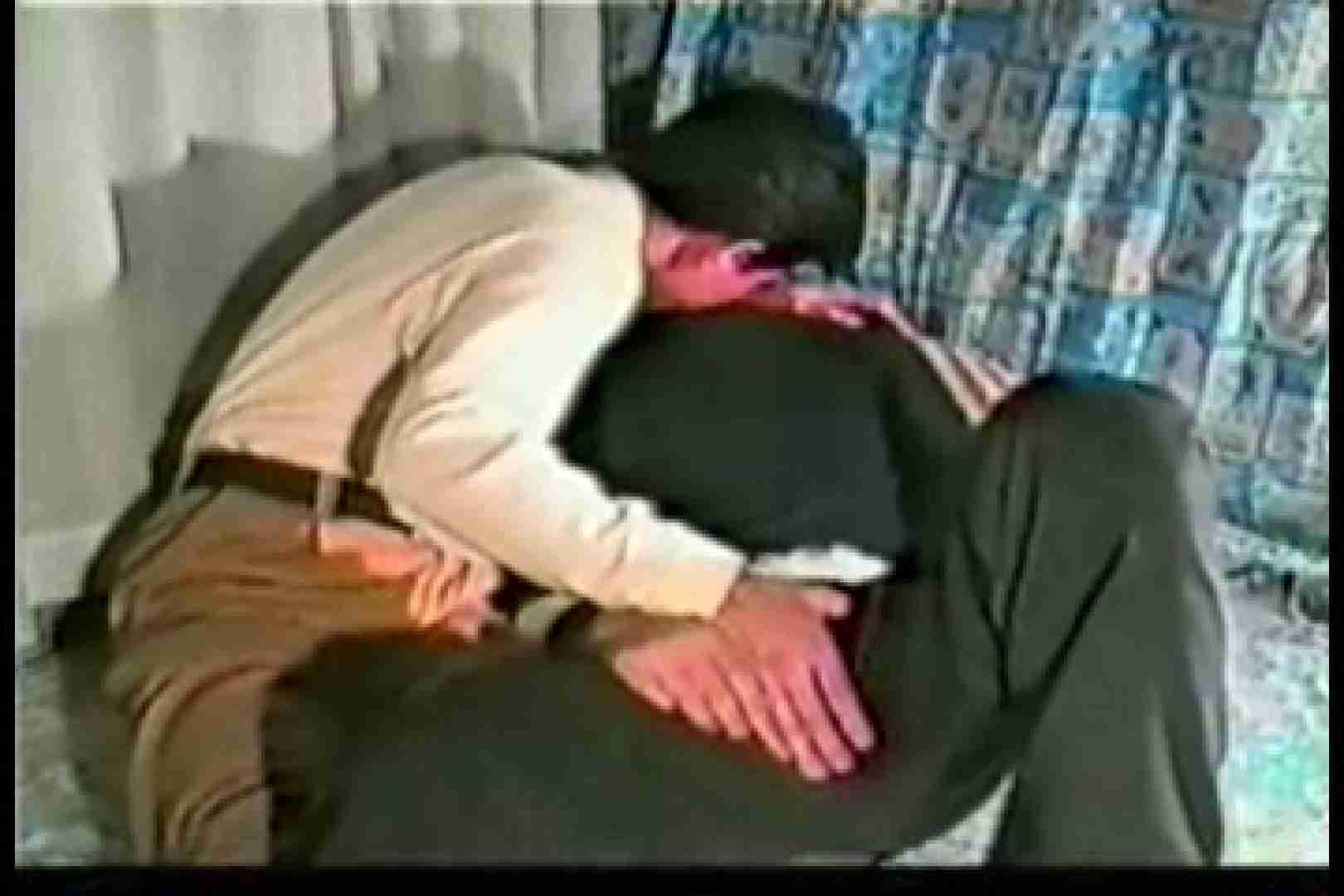 【流出投稿】若きあの頃の思ひでSEX! キスするメンズ ゲイSEX画像 94画像 51