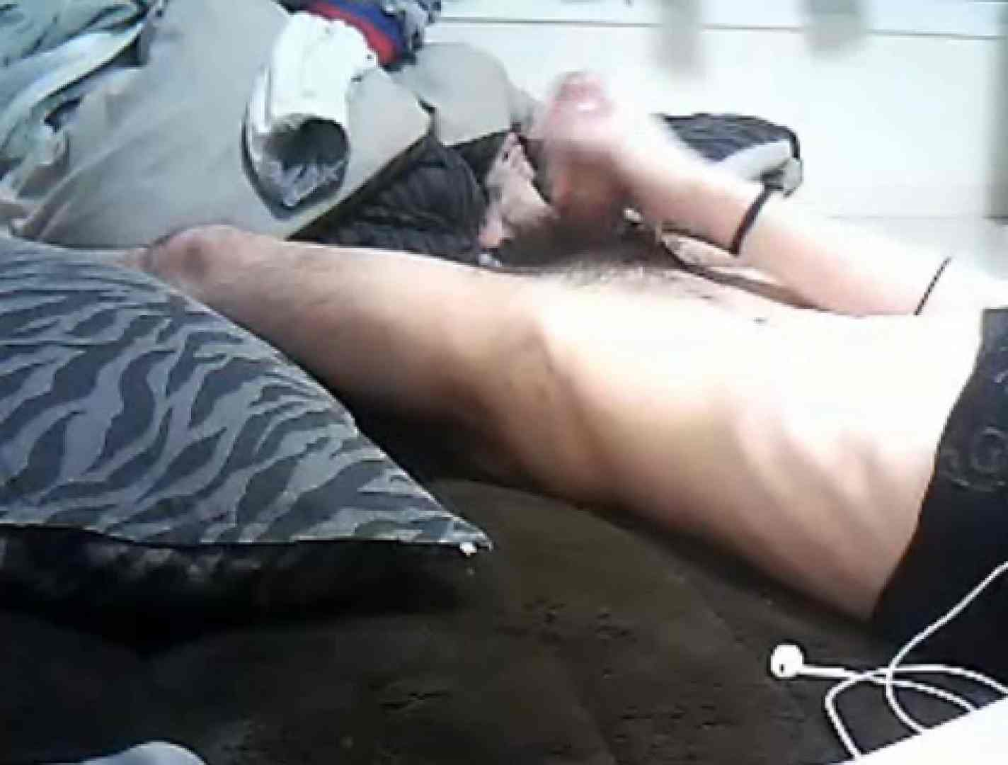 ~厳選!素人イケメン~俺のオナニズム File.25 オナニー専門男子 ゲイ精子画像 103画像 80