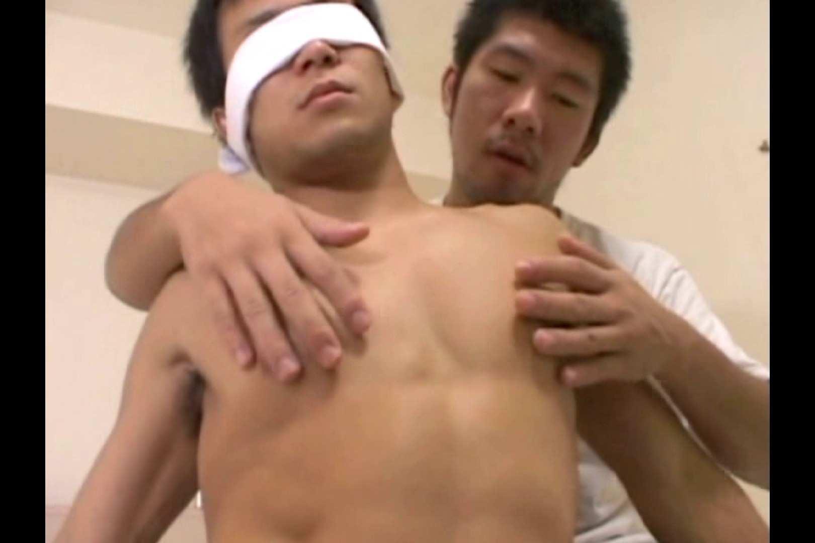 ノンケさんいらっしゃーい前編 ノンケ達のセックス   男の世界  103画像 37