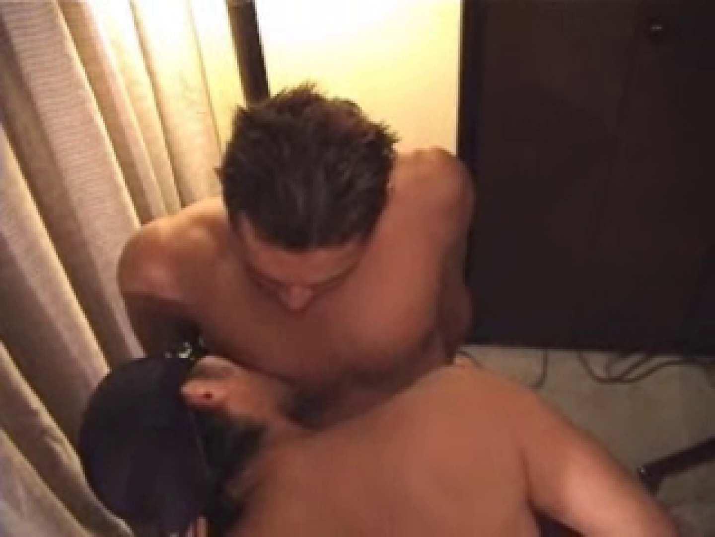 マッチョマンの抜きぬきファック 正常位 ゲイ無修正画像 101画像 17