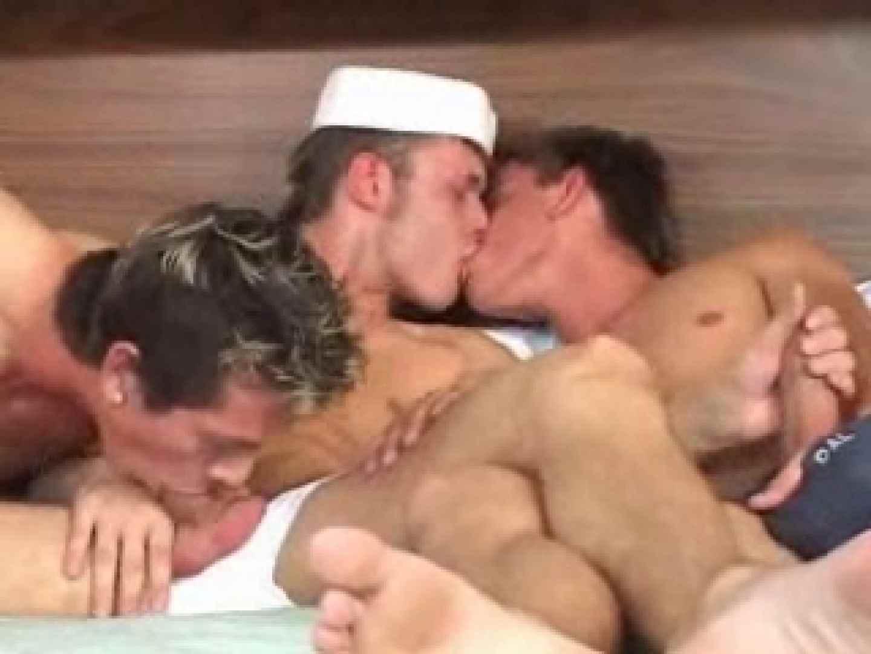 ヨーロピアンボーイズのセックスライフ♪ フェラシーン  93画像 57