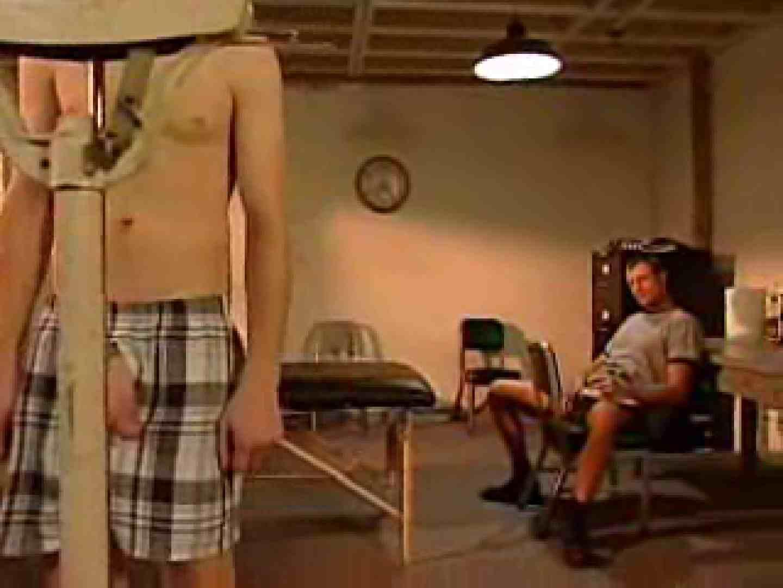 レスリング アナルトレーニング 受け | 射精男  80画像 53