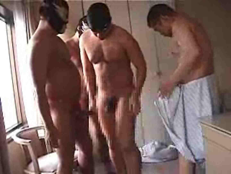 覆面レスラーvs兄貴のアナルタッグマッチ 騎乗位 ゲイ流出動画キャプチャ 96画像 65