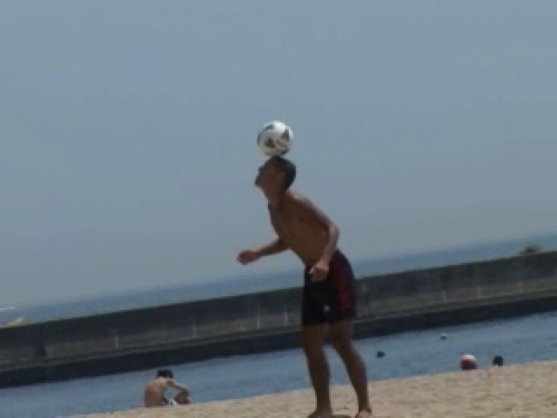すっきり坊主のサッカー青年のイメージ撮影 ノンケの裸 男同士画像 87画像 4