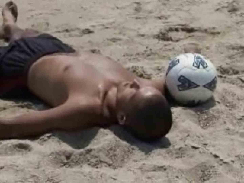 すっきり坊主のサッカー青年のイメージ撮影 ノンケ達のセックス ゲイアダルトビデオ画像 87画像 27