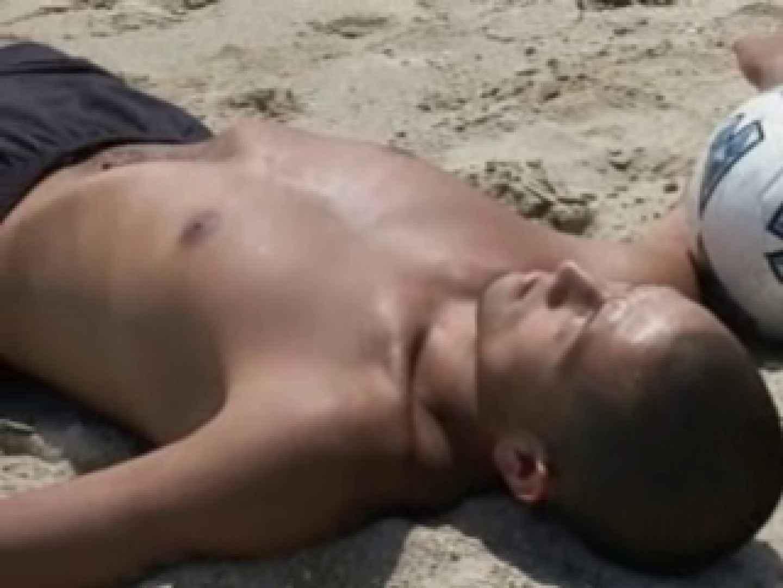 すっきり坊主のサッカー青年のイメージ撮影 ノンケの裸 男同士画像 87画像 28