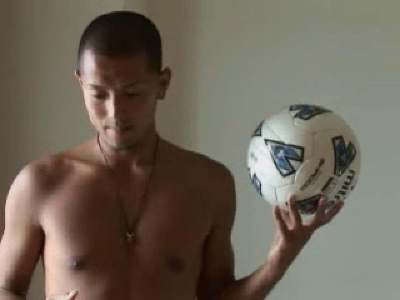 すっきり坊主のサッカー青年のイメージ撮影 ノンケ達のセックス ゲイアダルトビデオ画像 87画像 63