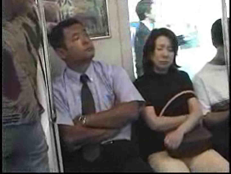 電車内でリーマンの股間撮影 車内  80画像 20