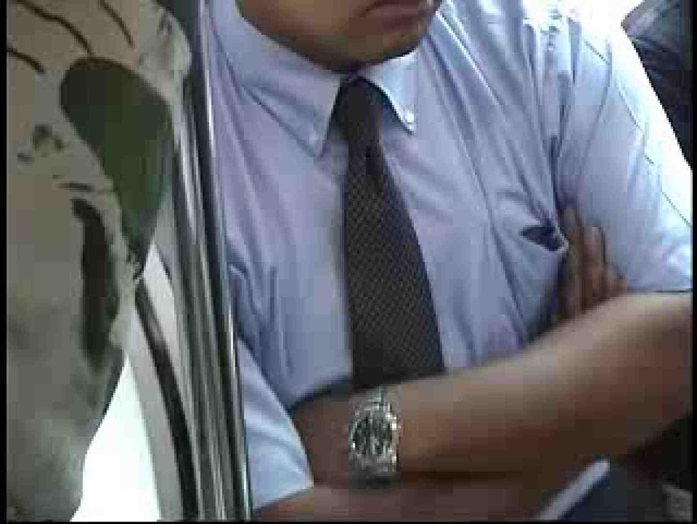 電車内でリーマンの股間撮影 車内  80画像 30