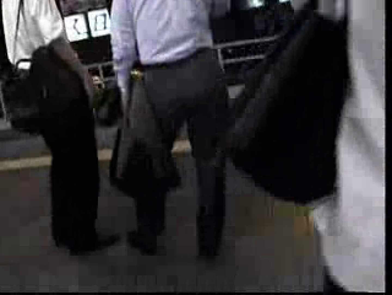 電車内でリーマンの股間撮影 車内  80画像 66