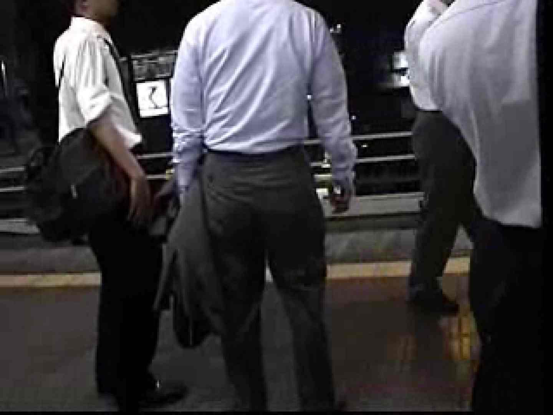 電車内でリーマンの股間撮影 車内  80画像 68