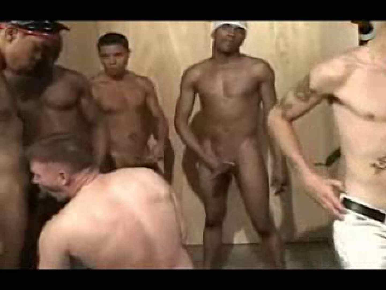 黒人さんの大乱交カーニバル! メンズの乱交 ゲイエロ動画紹介 64画像 46