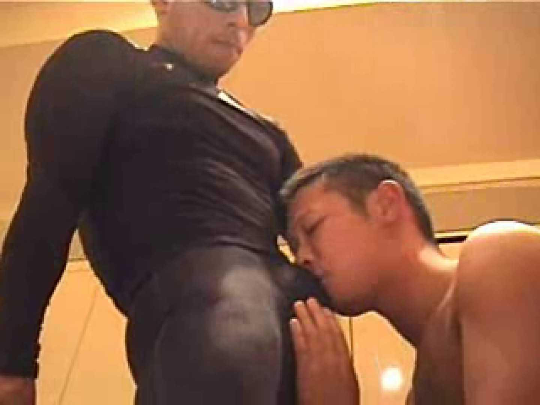 感じてなんぼじゃい!! 男の世界 ゲイ射精シーン 76画像 44