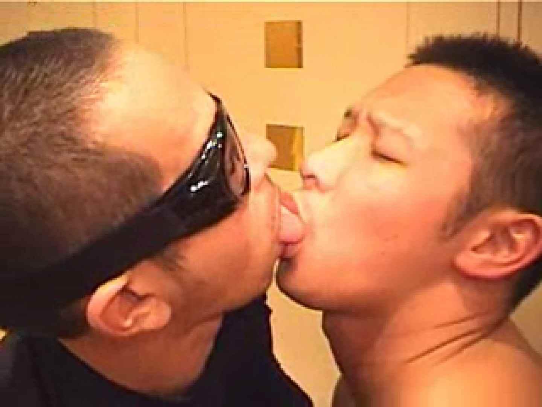 感じてなんぼじゃい!! 男の世界 ゲイ射精シーン 76画像 72