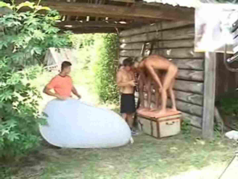 白人さん野外でのファックファック! ! ノンケの裸 ゲイ流出動画キャプチャ 51画像 21