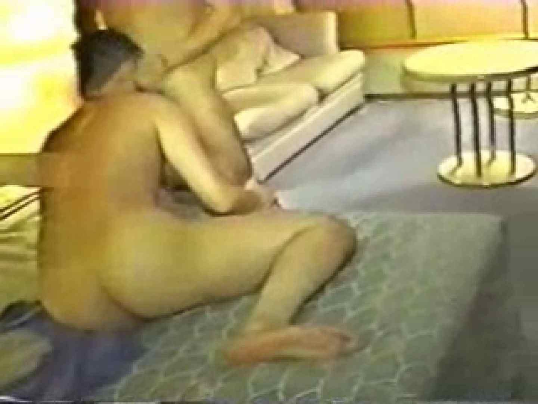 中年おやじSEX&乱交 4Pフェラ メンズの乱交  109画像 85