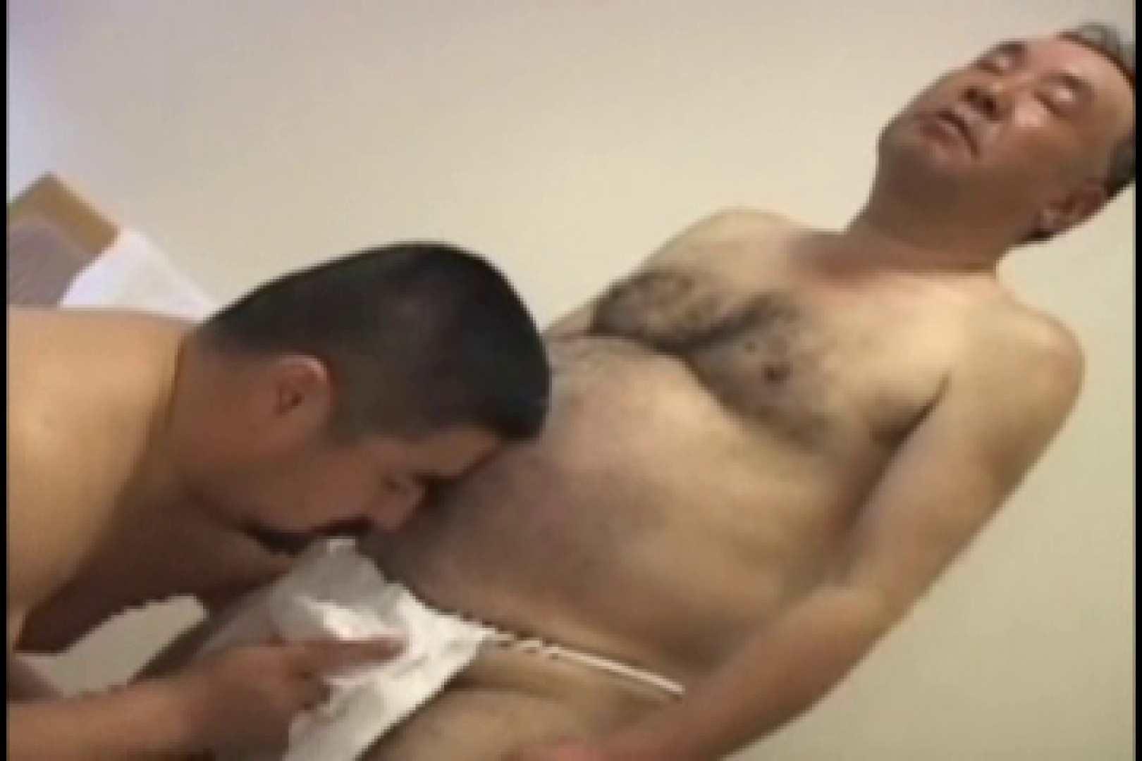 剛毛旦那のアナルレクチャー vol.01 ノンケ達のセックス Guyエロ画像 89画像 4