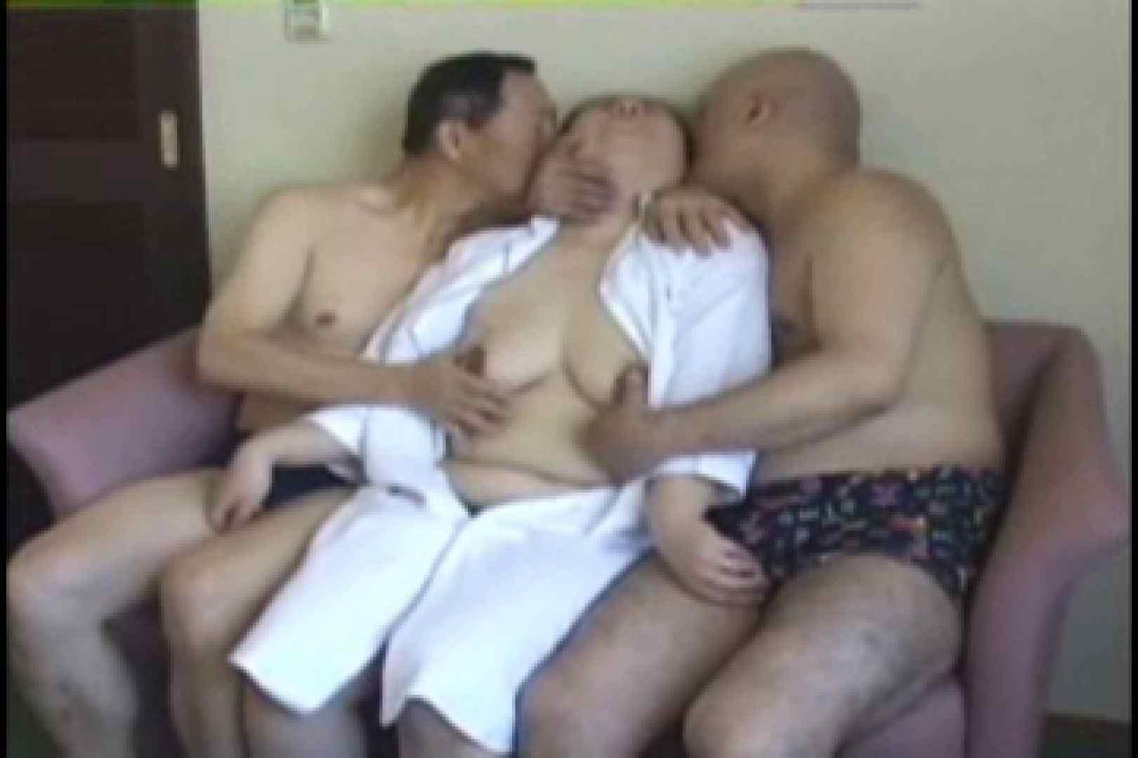 熟男女の3P メンズ生挿入 | 男の世界  60画像 1