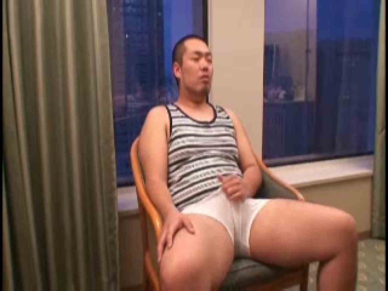 がっちり男児の外に向かって男汁ドピュッ! 男の世界 ゲイAV紹介 61画像 2
