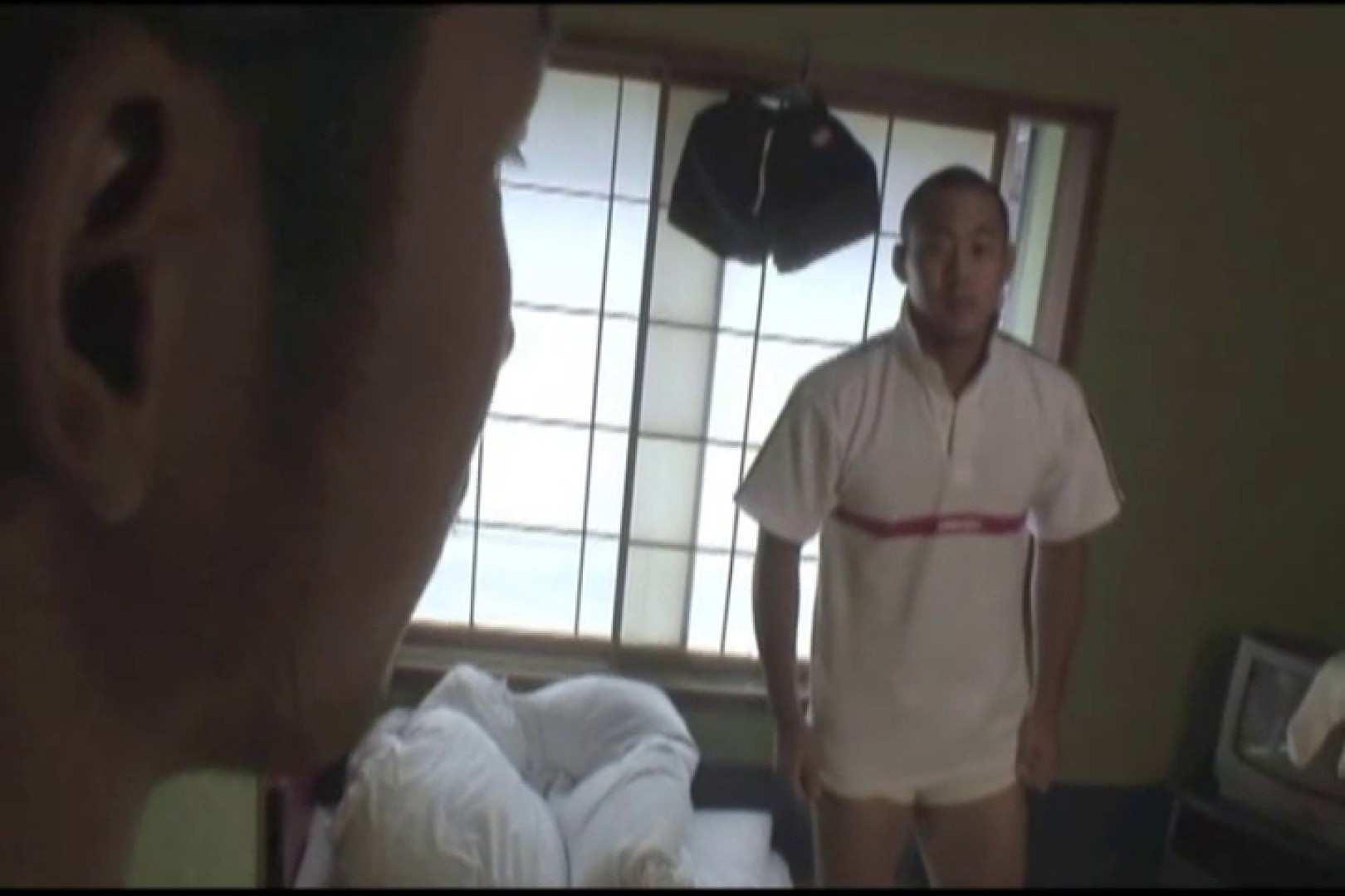押スッ!体育会系、先輩まじっすか?前編 オナニー専門男子 ゲイ丸見え画像 52画像 22
