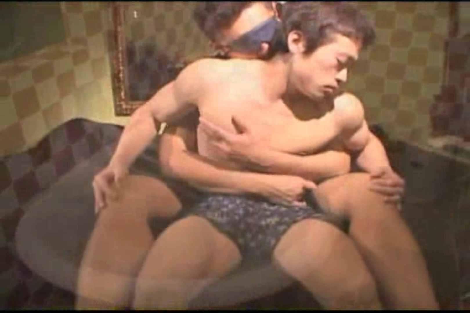 ガチ男子のバリ立ちティンコを手コキで昇天!! ガッチリ  87画像 25