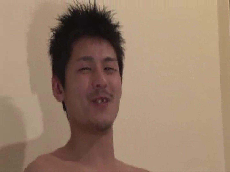 隙っ歯髭メンの仏頂面オナニー! オナニー専門男子  79画像 4