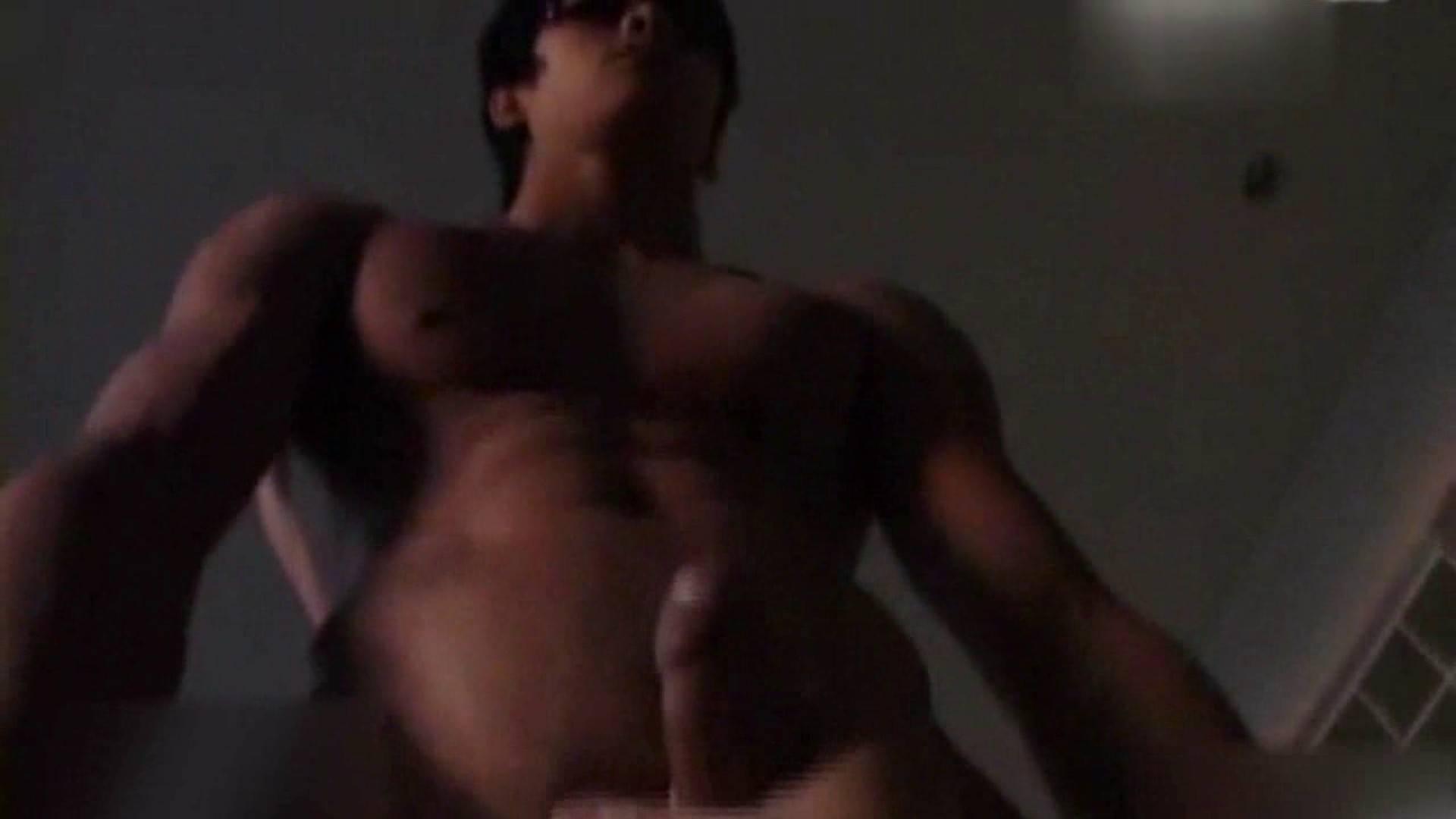 イケメンマッチョの「俺のオナニー!」 フェラシーン  71画像 60