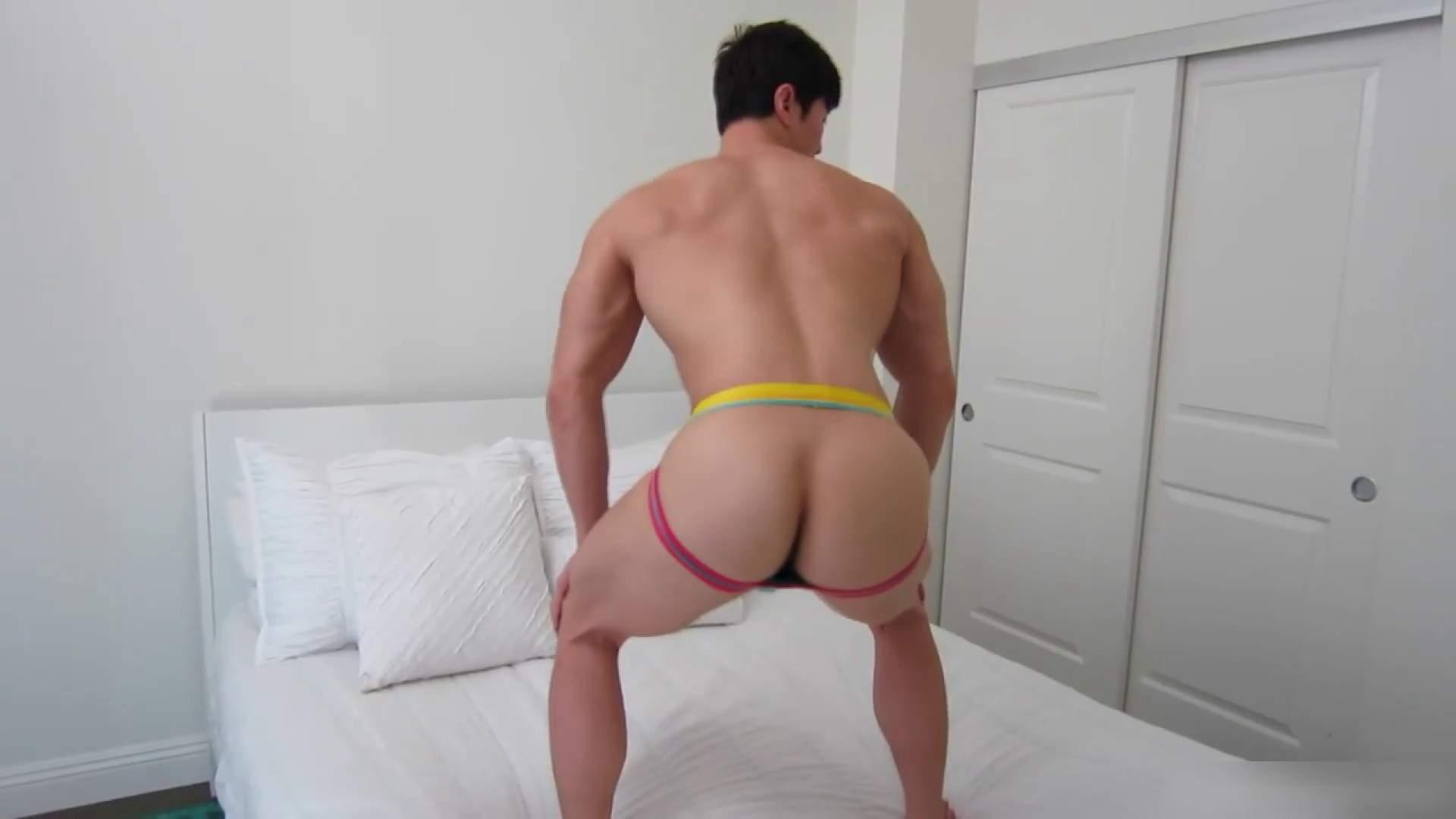 外人さんのオナニー前編 オナニー専門男子   ゲイ外人特集  69画像 40