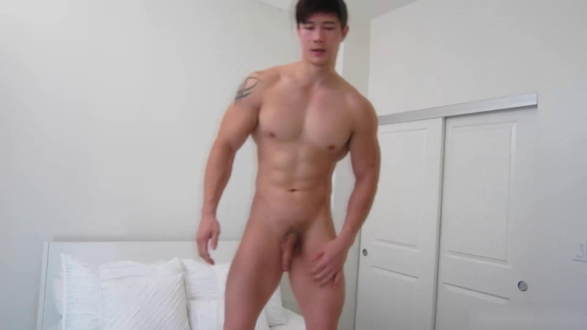 外人さんのオナニー前編 エロすぎる映像 ゲイ射精画像 69画像 62