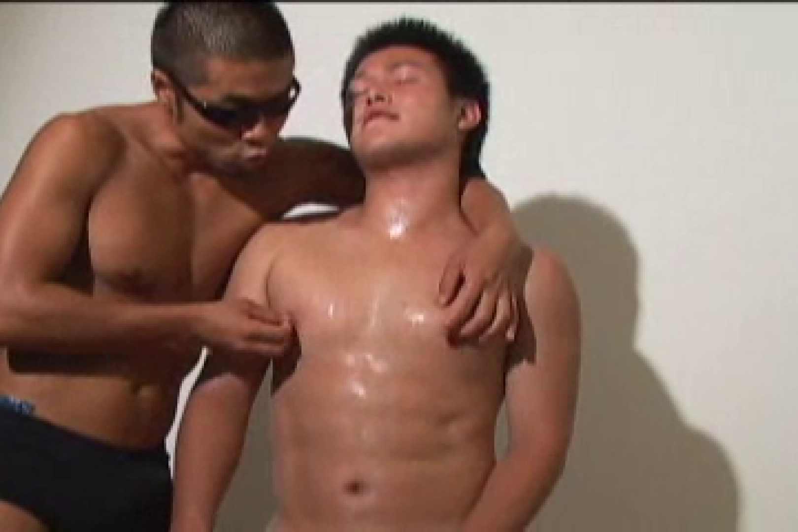スポMENファック!!反り勃つ男根!!vol.3 男の世界 ゲイ精子画像 51画像 50