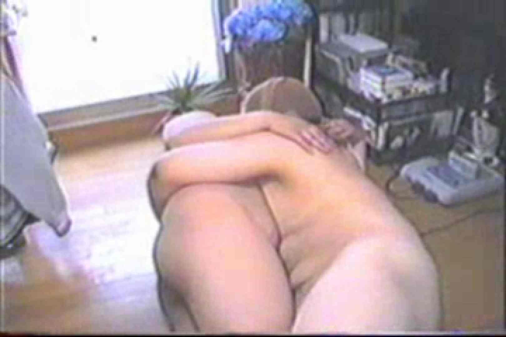 【実録】パンスト仮面は真性包茎!!Hなぽっちゃりカップル メンズのカップル | ぽっちゃりメンズ  82画像 56