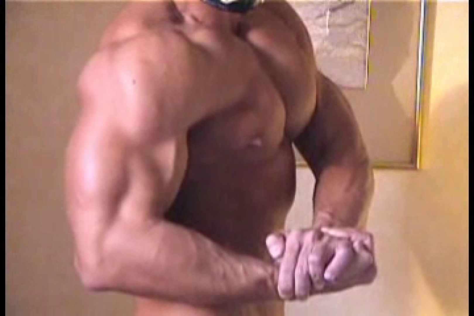 性器の味方ムキムキ覆面マッチョマン 男の世界  106画像 9