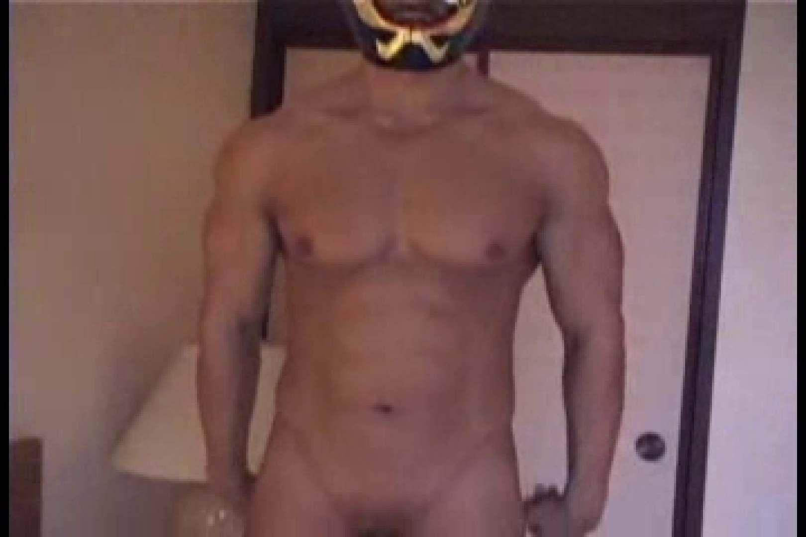 性器の味方ムキムキ覆面マッチョマン 肉 ゲイSEX画像 106画像 23
