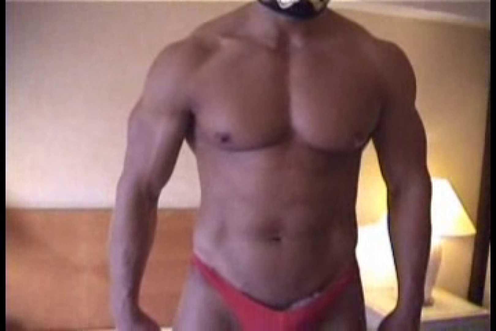 性器の味方ムキムキ覆面マッチョマン 男の世界  106画像 57