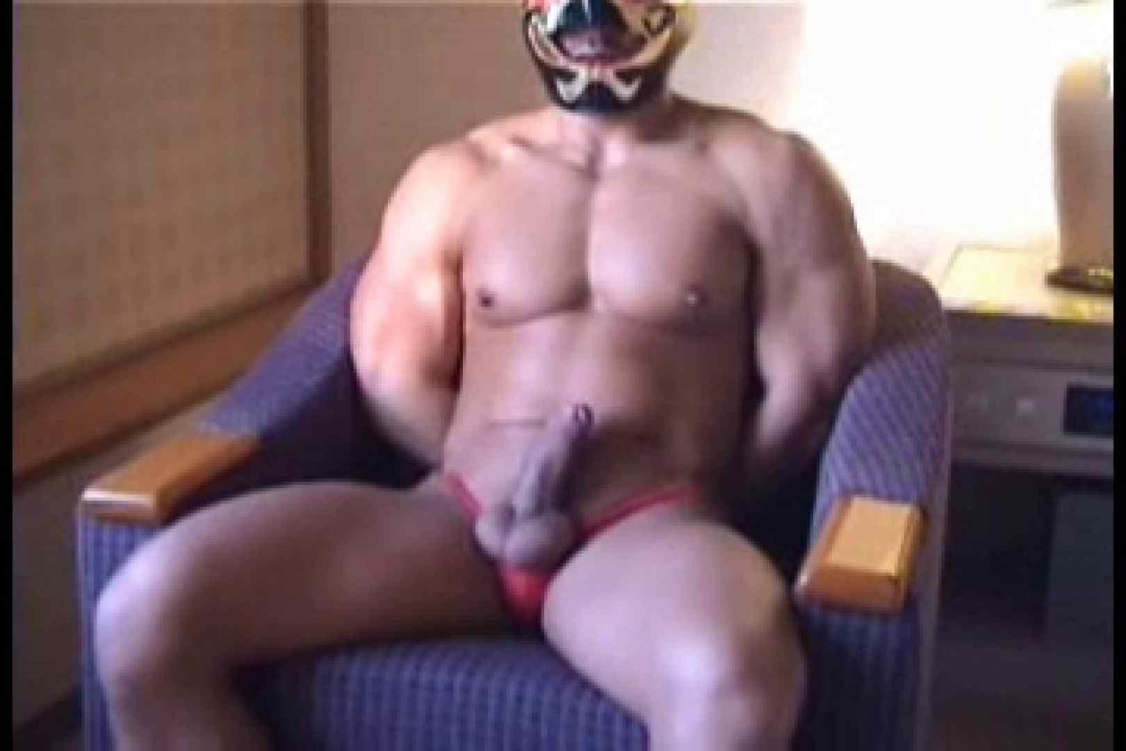 性器の味方ムキムキ覆面マッチョマン 男の世界   マッチョ  106画像 88