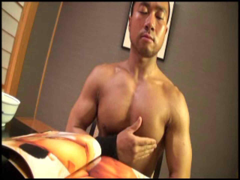 SUPER MUSCLE GAIN!!〜鋼鉄の筋肉〜vol.01  ゴーグルマン 男同士画像 68画像 20