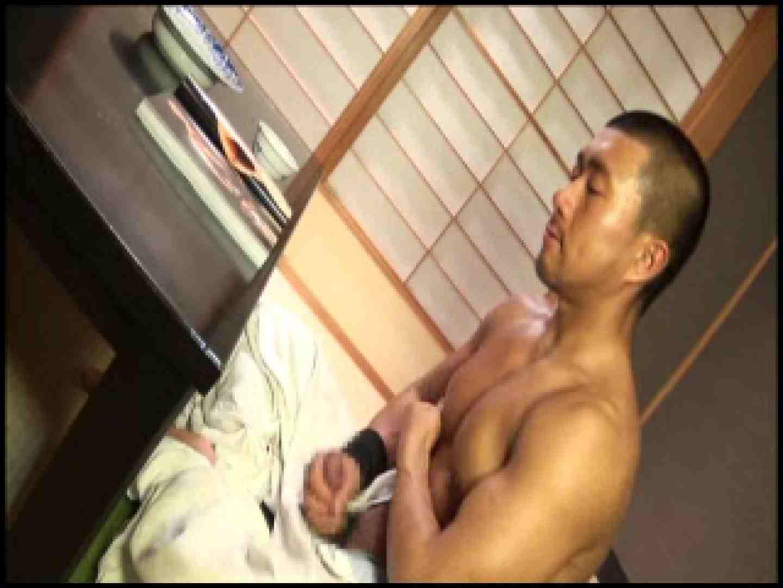SUPER MUSCLE GAIN!!〜鋼鉄の筋肉〜vol.01  オナニー専門男子  68画像 28