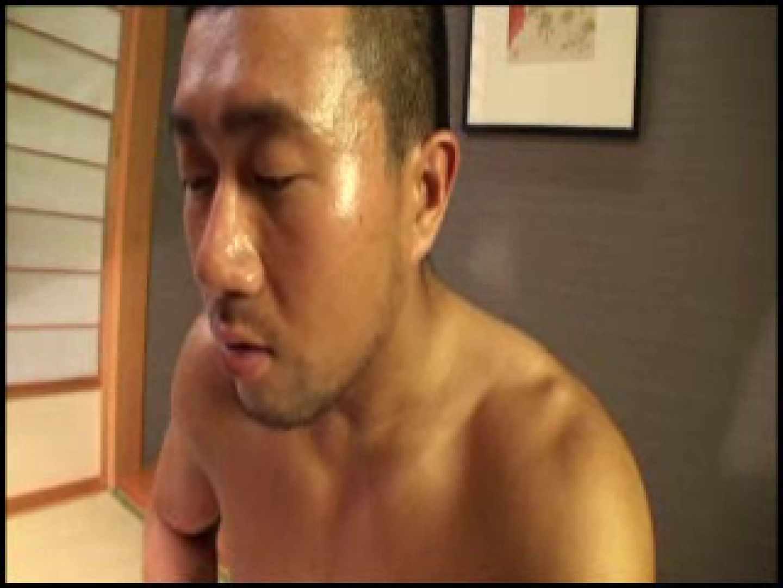 SUPER MUSCLE GAIN!!〜鋼鉄の筋肉〜vol.01  フェラシーン ゲイモロ見え画像 68画像 37