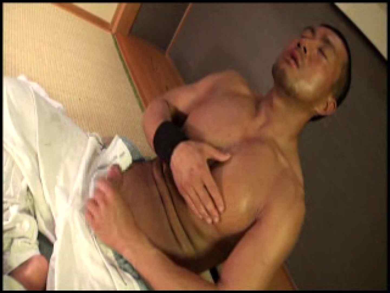 SUPER MUSCLE GAIN!!〜鋼鉄の筋肉〜vol.01  オナニー専門男子   ちんちん亀頭  68画像 43