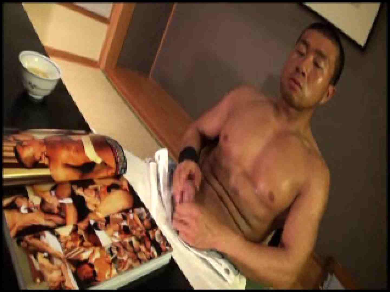 SUPER MUSCLE GAIN!!〜鋼鉄の筋肉〜vol.01  フェラシーン ゲイモロ見え画像 68画像 51