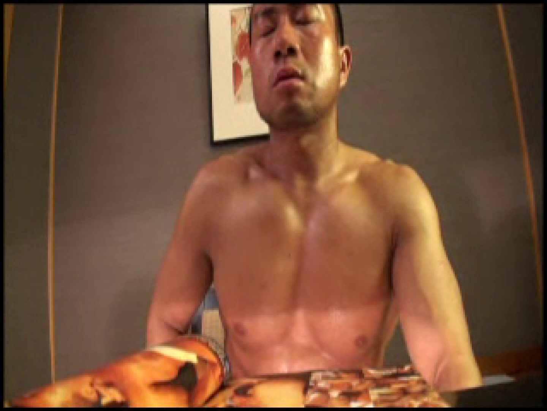 SUPER MUSCLE GAIN!!〜鋼鉄の筋肉〜vol.01  オナニー専門男子  68画像 56