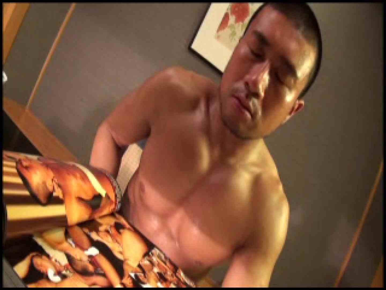 SUPER MUSCLE GAIN!!〜鋼鉄の筋肉〜vol.01  オナニー専門男子   ちんちん亀頭  68画像 64