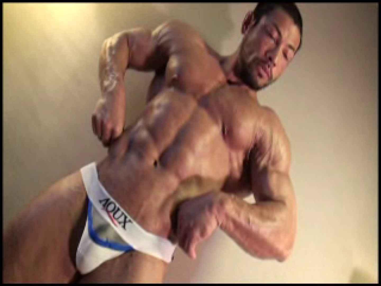 SUPER MUSCLE GAIN!!〜鋼鉄の筋肉〜vol.02  肉   君のアナルは  85画像 1