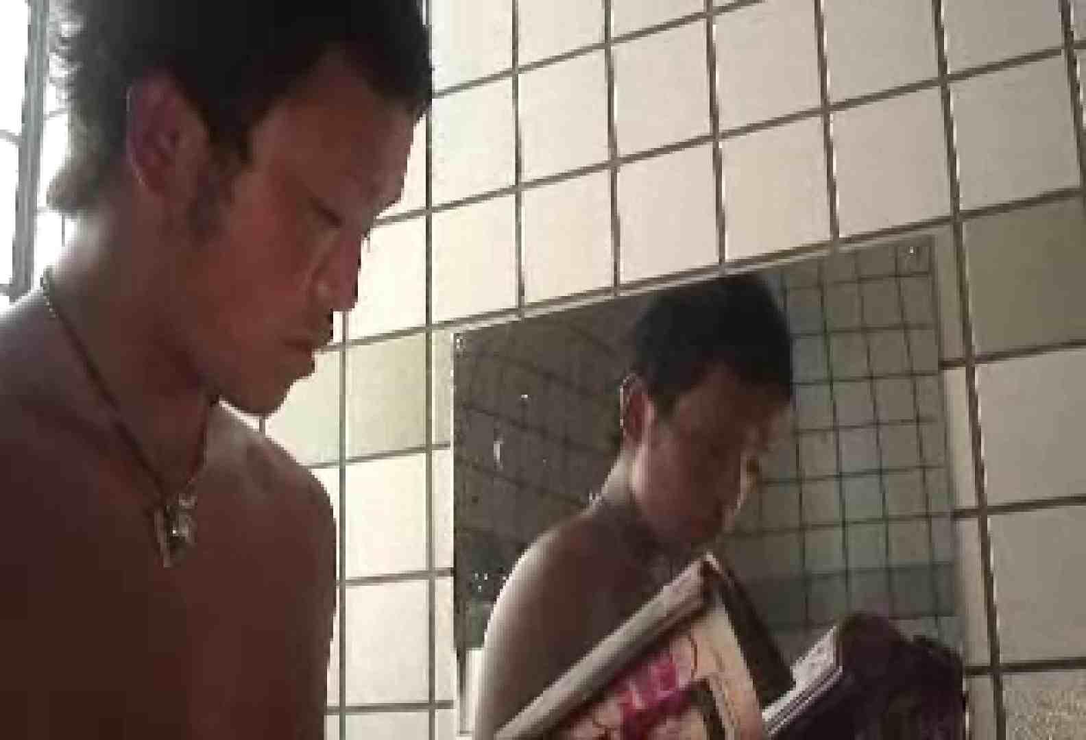 体育会系!!ノンケ肉体美メンズの挑戦!VOL.01 イケメン・パラダイス ゲイ精子画像 55画像 32